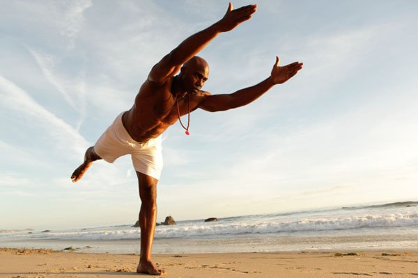 Keith Mitchell From NFL Star to Yogi Warrior III