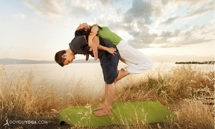 Step Into Love: Yoga and the Dating Scene
