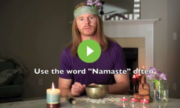 Wanna Be 'Ultra Spiritual'? This Funny Clip Will Teach You How (VIDEO)