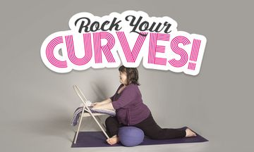 10 Ways to Rock Your Curves on the Yoga Mat