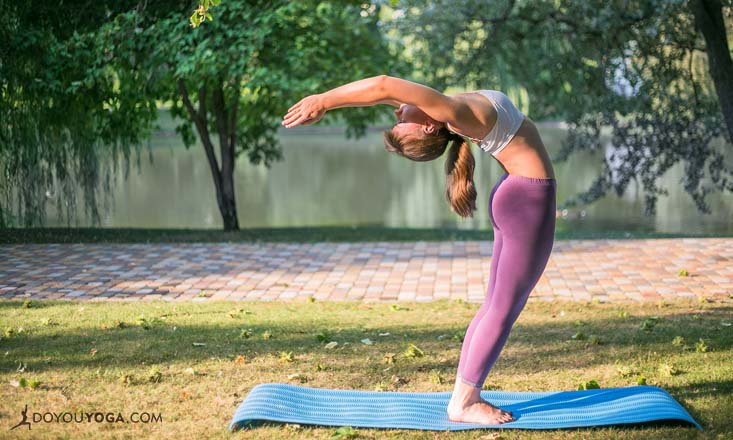 How Letting Go of Your Fear of Backbends Can Change Your Life