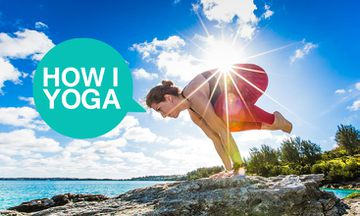 I'm Lauren Rudick, And This Is How I Yoga