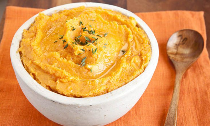 Recipe: Super Power Sweet Potatoes