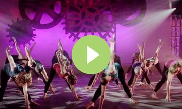YogaDance: Asana Performed As Dance (VIDEO)