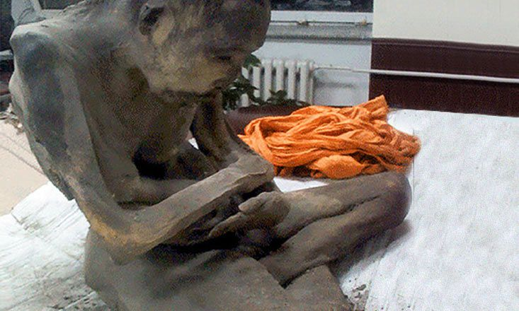 200-Year-Old Meditating Mummy Found in Mongolia