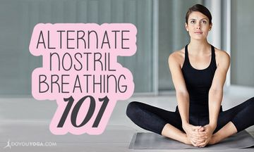 A Basic Intro to Alternate Nostril Breathing
