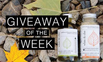 Giveaway - 3 x Awesome Bundles of White & Elm Organic Skin Care Products (worth $118)