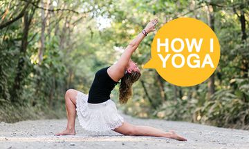 I'm Katherine Smith, And This Is How I Yoga