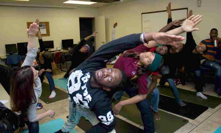 NY Nonprofit Yoga Group Helps Those With HIV/AIDS and LGBTQ Community