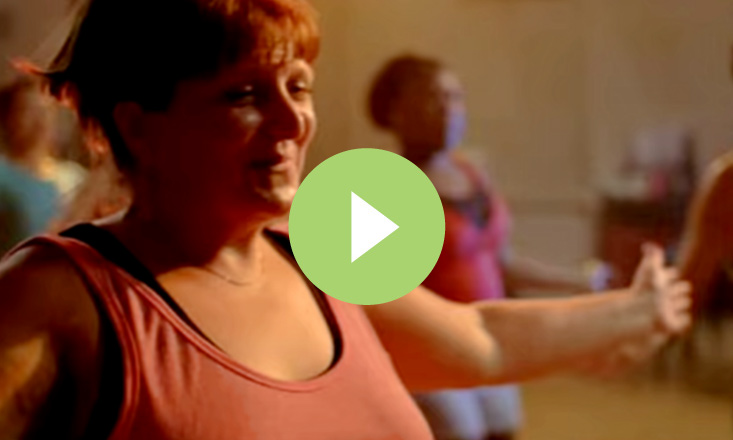Viral- An Awesome Campaign to Get Women to Exercise (VIDEO)