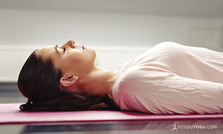Why Do Yogis Sometimes Cry During Savasana?