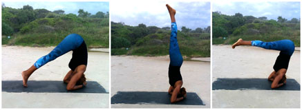 headstand_collage
