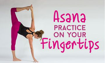 3 Reasons to Use Your Fingertips in Yoga Poses
