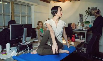 7 Ways Yoga Can Increase Your Work Productivity