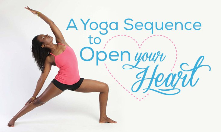 A Heart-Opening Yoga Sequence for Yogis of All Practice Levels