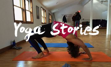 How a Headstand and Wheel Pose Got Me a Book Deal