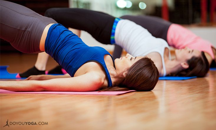 Why You Should Take a Yoga Class on Friday Night