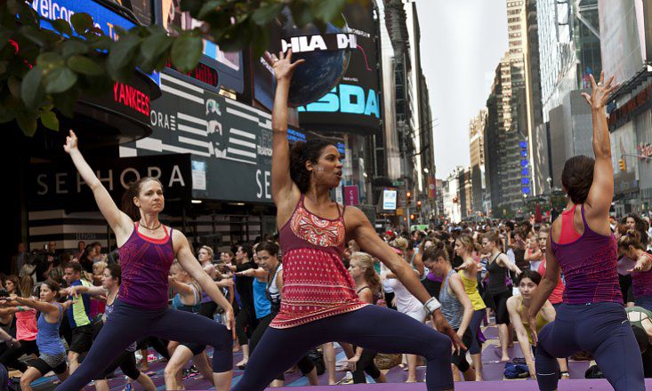 Yoga and the Culture of Consumerism