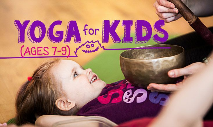 7 Tips to Engage Children Ages 7 to 9 in Yoga Class