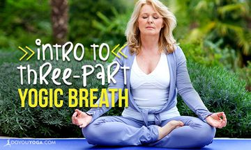An Introduction to Three-Part Yogic Breath