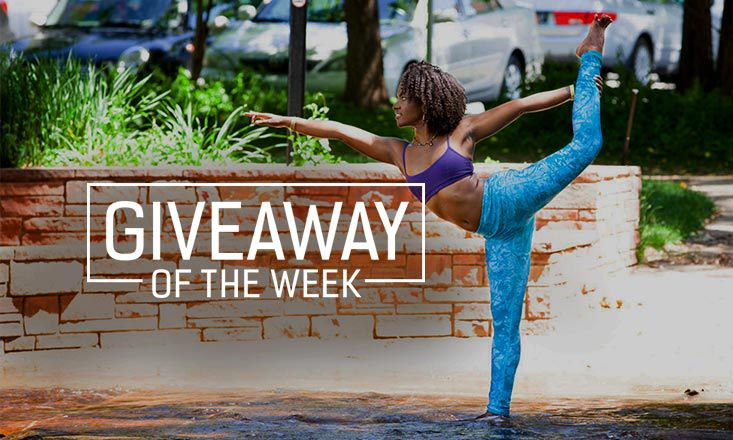 Giveaway - 3 x Lifetime Passes to Faith Hunter's Yoga for Strength and Flexibility (Worth