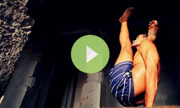 Powerful Demo of Ashtanga Yoga Advanced A Series (VIDEO)