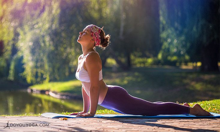 Shutting Off Your Inner Yoga Critic