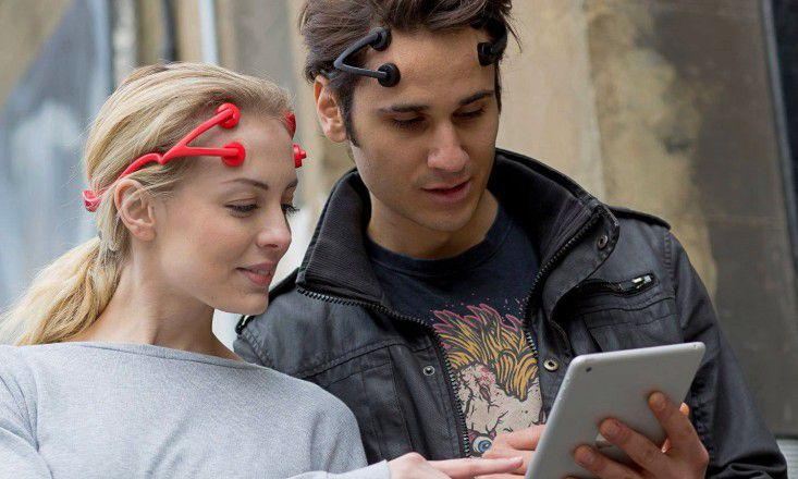 Wearable Thync Provides Instant Relaxation Using Electric Shocks to the Brain