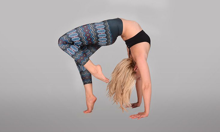 Yoga Leggings Made From Recycled Water Bottles Are Making a Splash
