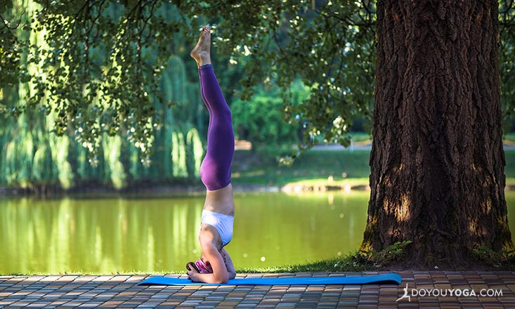 3 Quick Tips to Improve Your Headstand