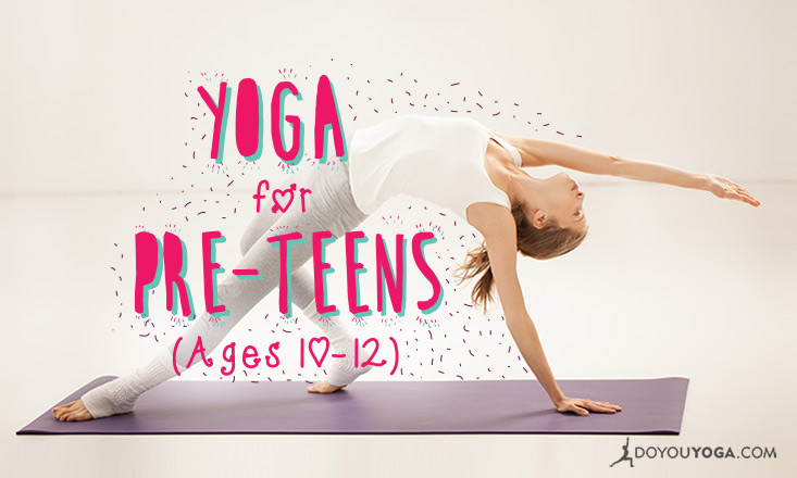 A Must-Read Guide to Teaching Kids Yoga to Different Age