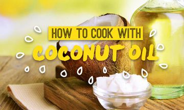 A Beginner's Guide to Cooking With Coconut Oil