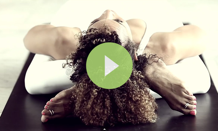 Geometries- An Ashtanga Yoga Demo By Laruga Glaser (VIDEO)