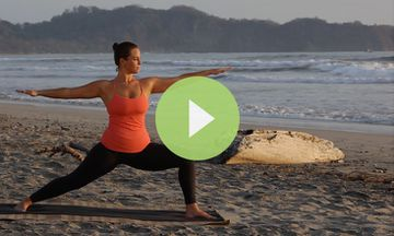 Gorgeous Nature Yoga Sequence by Gigi Yogini (VIDEO)