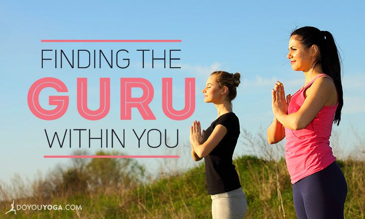 The Guru Inside You