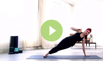 Yoga Shred for Toned and Strong Arms (VIDEO)