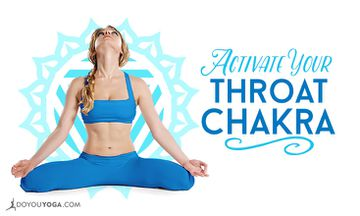 4 Ways to Activate Your Throat Chakra
