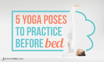 Top 5 Bedtime Yoga Poses