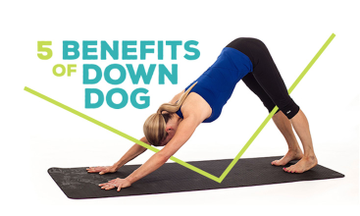5 Benefits of Downward Facing Dog Pose