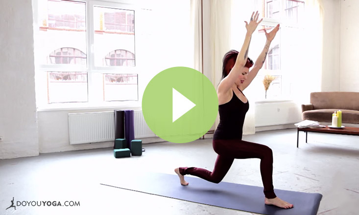 Calorie-Burning Yoga with Sadie Nardini (VIDEO)
