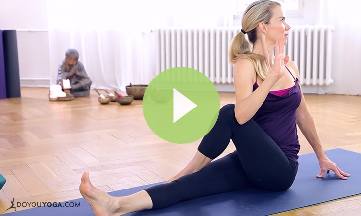 Full Yoga Detox with Kristin McGee (VIDEO)
