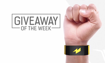 Giveaway - 1 x Shocking Wearable to Jolt You into Mindfulness