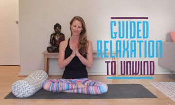 A Guided Relaxation to Help You Unwind (VIDEO)