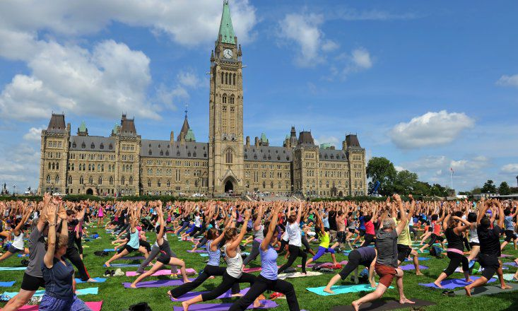 Yoga and the World: