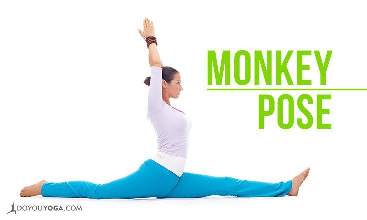 How to Do Hanumanasana or Monkey Pose