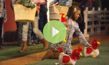 New McDonald: Fantastic Kids Teach Us Better Food Practices (VIDEO)