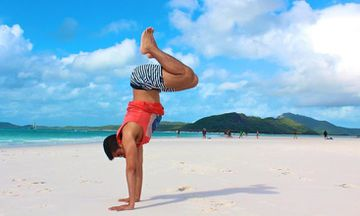 12 Beautiful Beach Yogis to Inspire Your Summer Practice (PHOTOS)