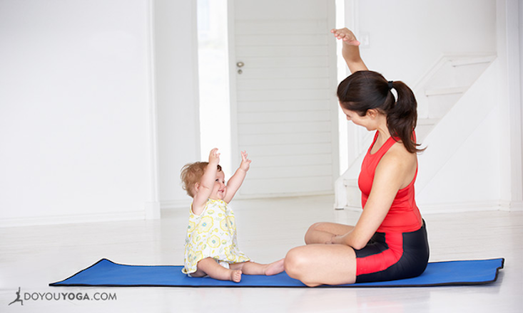 The Best Yogic Lesson That All Babies Know