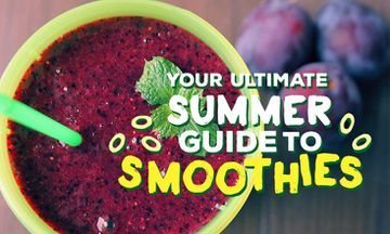The Ultimate Summer Guide to Smoothies