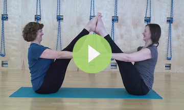 Yoga Goes Pop: It's All About That Base (VIDEO)